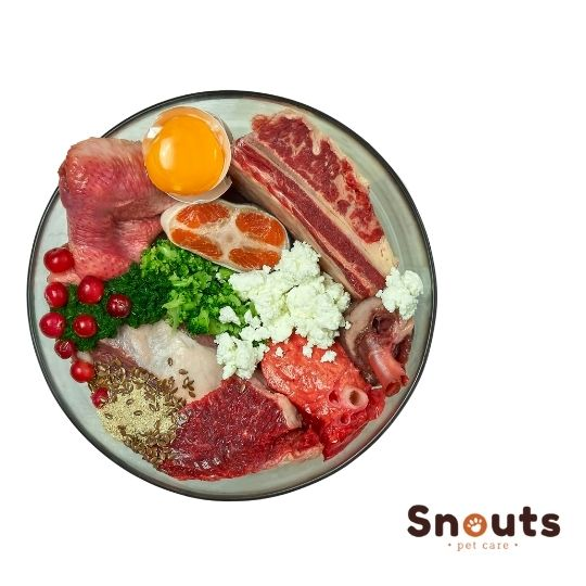 ingredientes snouts